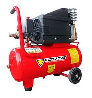 Компрессор Forte NC 24-10 (ресивер-24 л.; 285 л/мин)