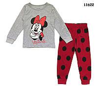Пижама Minnie Mouse для девочки. 90, 95, 100 см, фото 1