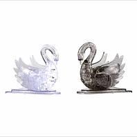 """Пазлы 3D кристальные """"Лебедь"""""""
