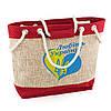 """Женская сумка текстильная с вышивкой """"Любіть Україну"""""""