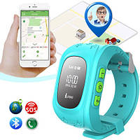 Детские умные часы телефон с gps