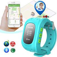 Детские часы телефон smart baby watch Q50