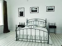 Металлическая кровать Toskana (Тоскана)