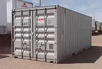20 футовый контейнер Стандартный Dry Cube