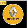 RENAULT Светодиодные проекторы в дверь 4-го поколения shadow light MC-04