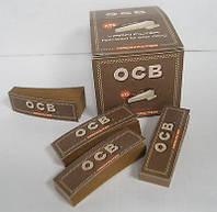 Фильтры OCB бумажные Virgin для самокруток
