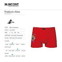 """Чоловічі боксери стрейчеві марка """"IN.INCONT"""" Арт.3532, фото 3"""