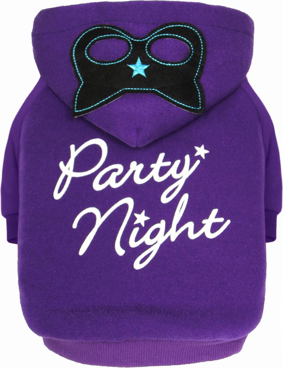 Батник для собак Dobaz, Добаз Party фиолетовый