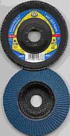 Лепестковый шлифовальный круг Klingspor SMT 624 Supra