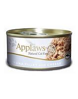APPLAWS с филе тунца и сыром 156 g