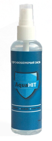 AquaHit - нанопропитка для обуви