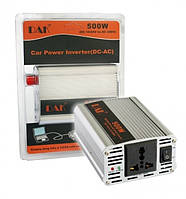 Преобразователь напряжения DAK 24/220, 500 Вт, инвертор