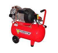 Компрессор Forte VFL-50 (ресивер-50 л.; 420 л/мин)