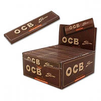 Сигаретная бумага OCB Simple Unbleached /не отбеленная/