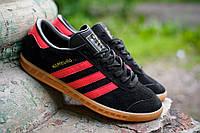 Кроссовки Adidas Hamburg Красные 41-45 рр