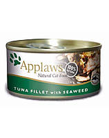 APPLAWS с филе тунца и морской капустой 156 g