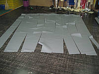 Полосовая шторы из ПВХ для разделения территории, фото 1
