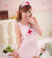 Cексуальный костюм медсестры, эротическое белье