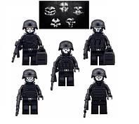 """Отряд специального назначения """"Призрак"""" (Лего)"""
