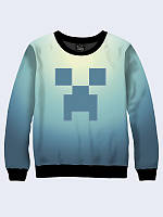 Свитшот Minecraft emblem
