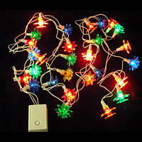 Гирлянда «звездочка» — 28 лампочек, фото 1