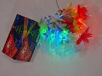 Гирлянда светодиодная цветы, фото 1