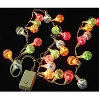 Гирлянда «шарик» — 28 лампочек, фото 1