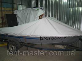 Транспортировочный тент на лодку Крым