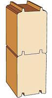 Комплект фрез для изготовления бруса строительного двухшипового на 150, с механическим креплением ножей