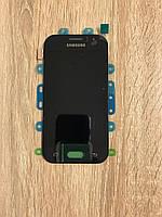 Дисплей Samsung J110 Black GH97-17843B оригинал!