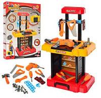 Набор инструментов 661-181 стол-чемодан, дрель