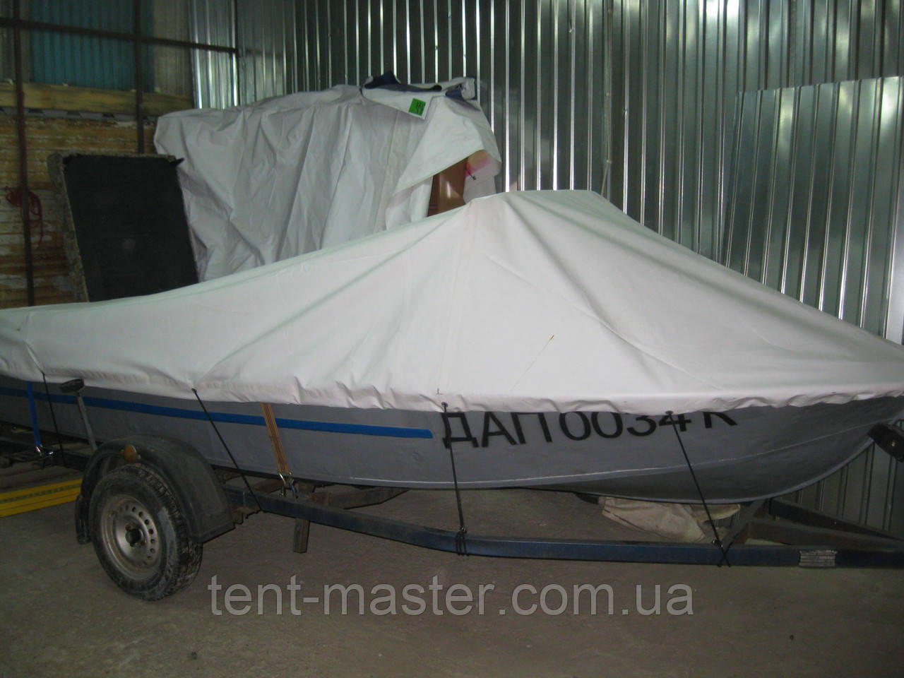 Транспортировочные тенты на лодки Крым
