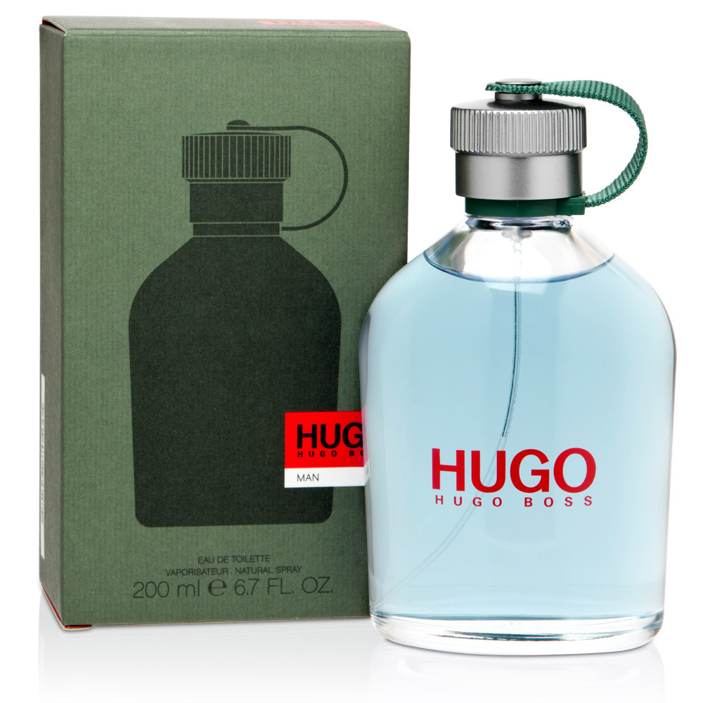 Чоловіча туалетна вода Hugo Boss Hugo For Men