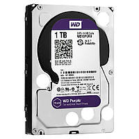 Жесткий диск Western Digital Purple 1TB 64MB WD10PURX 3.5 SATA III