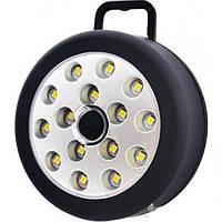 Ліхтар кемпінг TX-015-15SMD, магніт, фото 1