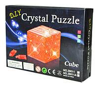 """Пазлы 3D кристальные """"Куб"""""""