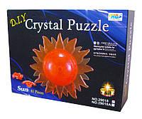 """Пазлы 3D кристальные """"Солнце"""""""