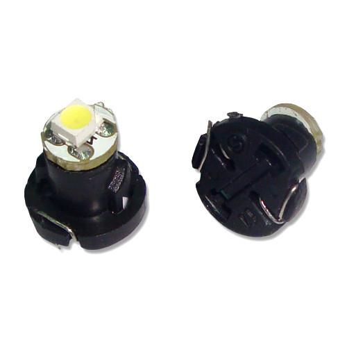 Светодиодная автолампа PL-T4.2-1-1210smd белого цвета