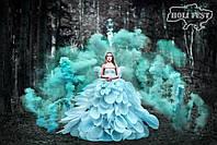 """Ручний кольоровий дим найнасиченіший(дим13), димові шашка, цветной дым, ТМ """"Jorge"""", Польща, 60 сек., фото 1"""