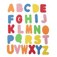 Мягкие буквы и цифры для игр в ванной, 36 шт В подарочной упаковке