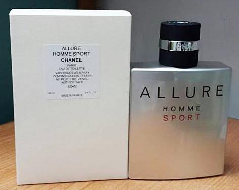 "Тестер CHANEL ALLURE HOMME SPORT Tester - ""Best Buy Store"" в Киеве"