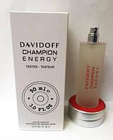 Тестер DAVIDOFF CHAMPION ENERGY Tester