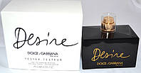 Тестер DOLCE & GABBANA THE ONE DESIRE