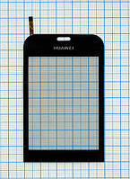 Тачскрин сенсорное стекло для Huawei G7010 black