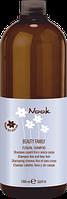 NOOK BEAUTY FAMILY Fly & Vol Шампунь для тонких и слабых волос 1000мл, безсульфатный