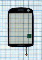 Тачскрин сенсорное стекло для Huawei G7515 black