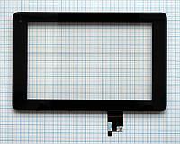 Тачскрин сенсорное стекло для Huawei MediaPad Lite/S7 Slim 201 with frame black
