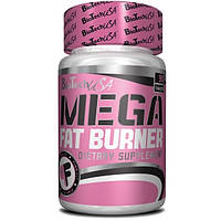 Жиросжигатель для девушек Biotech USA Mega Fat Burner (90 таб.)