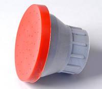 Лейка-насадка для полива (под ПЭТ бутылку), диаметр 14см (100шт/уп)