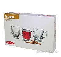 Набор кружек для чая Pasabahce Istanbul 55871